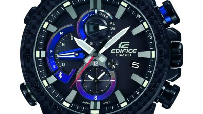 CASIO – EDIFICE – Race Lap Chronograph