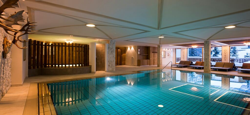 Hotel Sassongher Pool