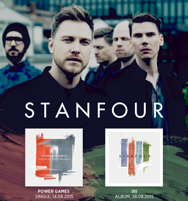 "Stanfour SINGLE ""POWER GAMES"""