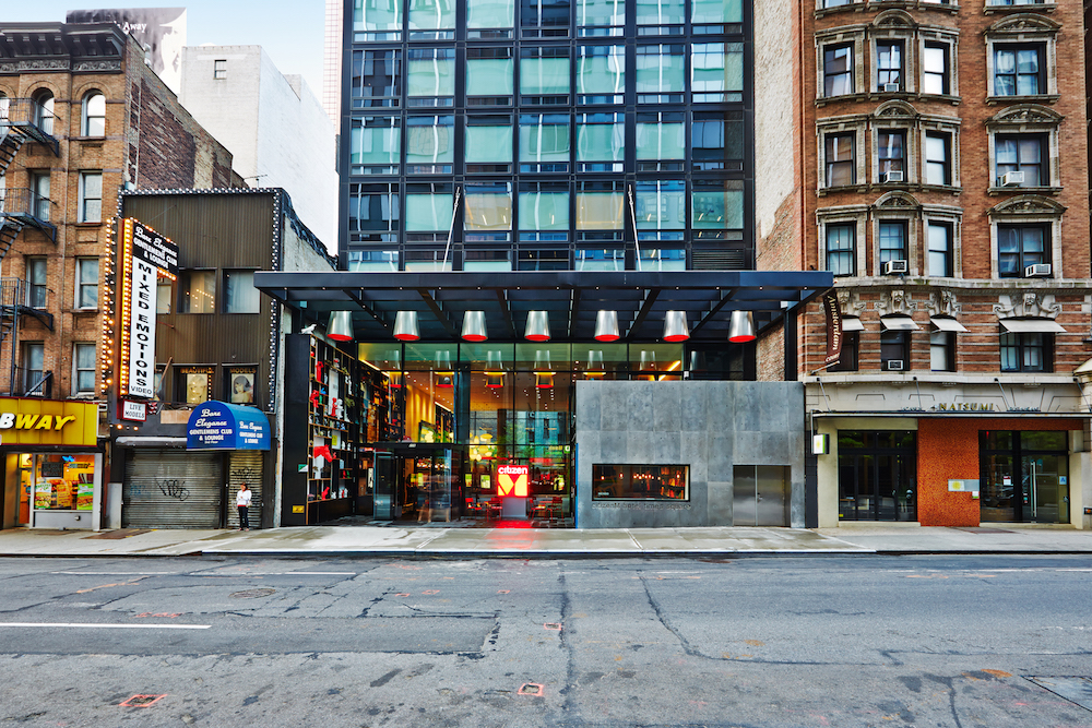 CitizenM Hotel New York City