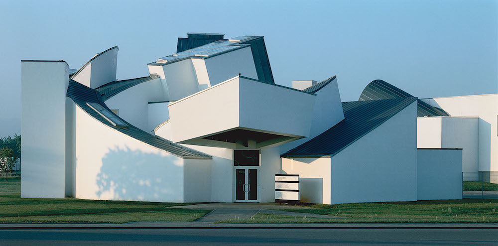 Vitra Design Museum, Architect Frank Gehry