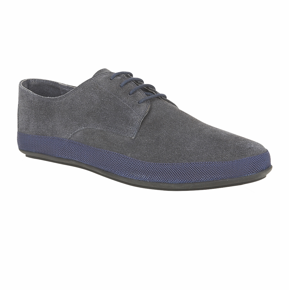 MFW538 ST LUCIA NAVY SUEDE