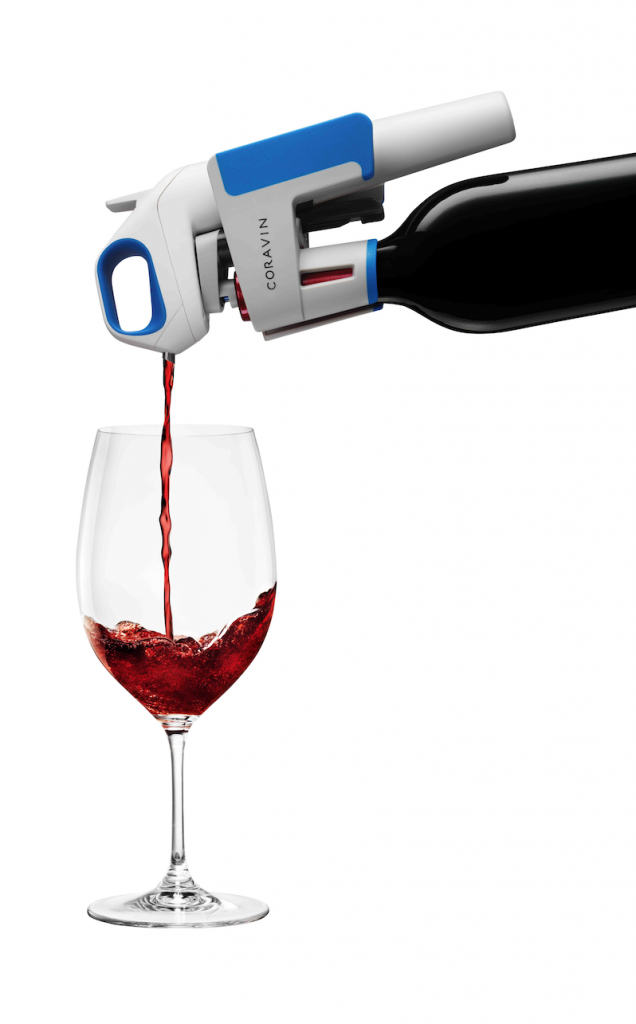 Coravin Wein-System: Das Model One