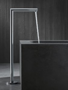 AXOR products AXORUno bathtub mixer floorstanding