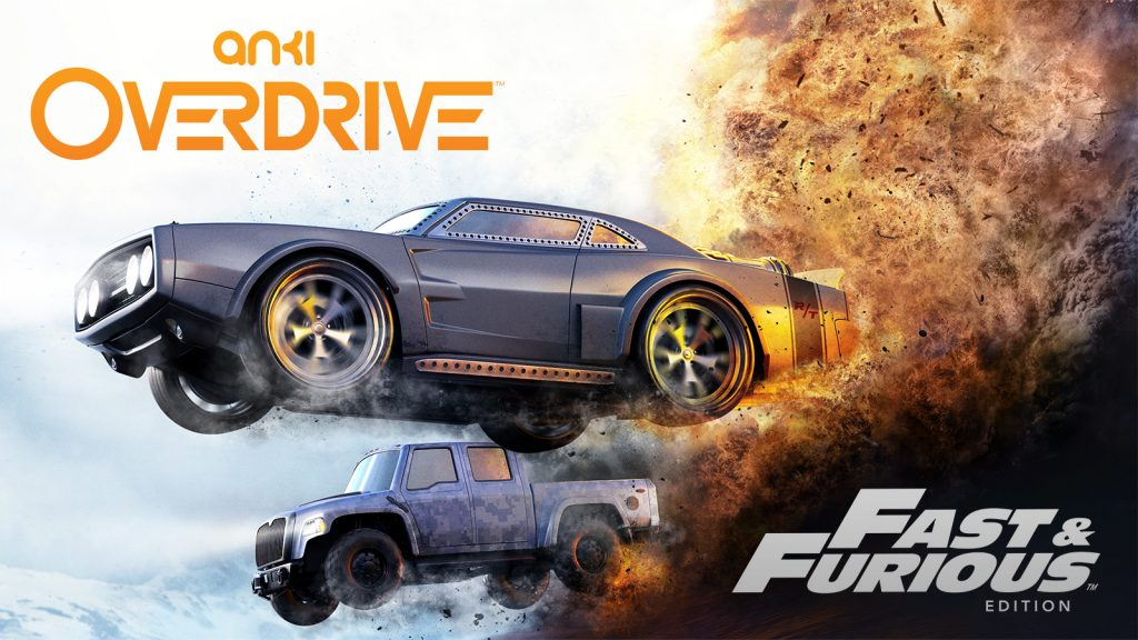 Anki OVERDRIVE: Fast & Furious Edition!
