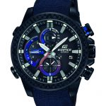 Casio Race Lap Chronographen EQB-800